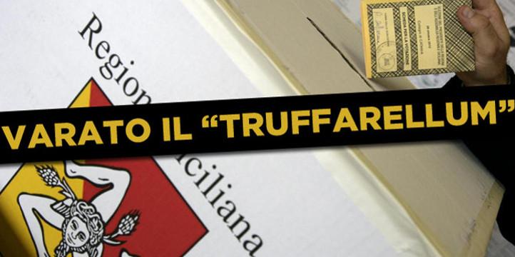 """Legge elettorale: """"Truffarellum per fermarci"""""""