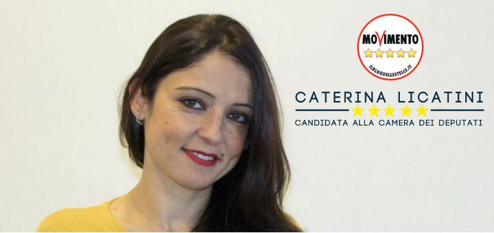 Chi è Caterina Licatini, candidata alla Camera dei Deputati
