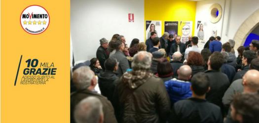 Un grande successo in Sicilia, un grande successo per Bagheria