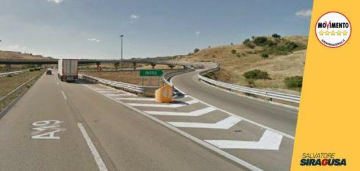 Autostrade: Svincolo Irosa al buio, sicurezza a rischio. Governo regionale intervenga